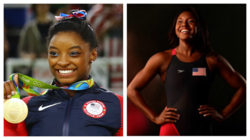 What a Time To Be An Olympian Named Simone