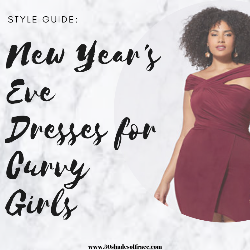 Style Guide: New Years Eve Dresses for Curvy Girls