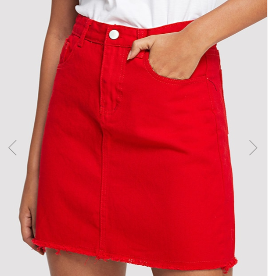 red-skirt-shein-valentines