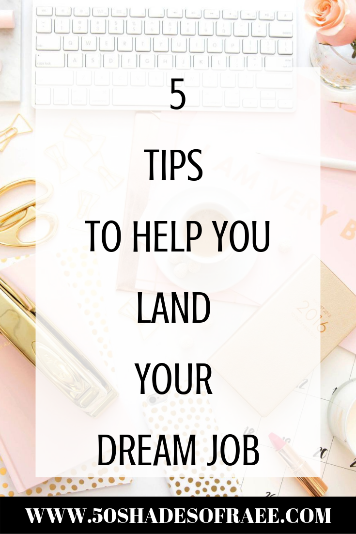 5-tips-to-land-job-2019
