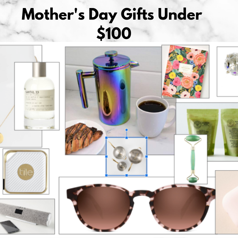 Gift Guide: Mother's Day Gifts Under $100