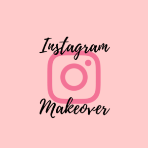 instagram makeover services offered on fifty shades of raee dot com